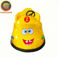 Factory Price Coin Operated Ride Cheap Bumper Car Electric Floor Ride