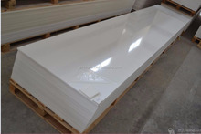 3cm acrylic solid surface sheets hotel project.Artificial acrylic solid surface sheet