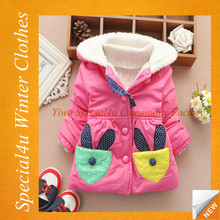 2015 New arrival kids clothing children down coat for wholesale kids winter coat SY-581