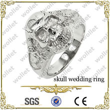 cheap stainless steel adjustable meaningful rings