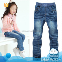 Newest style new products baby clothes wholesale price robin jeans for kids