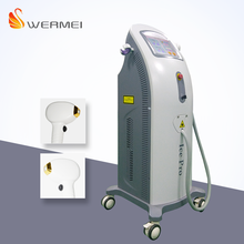 Shr And Yag Laser Hair Remover 808Nm Diode Laser Forever Free Hair Removal