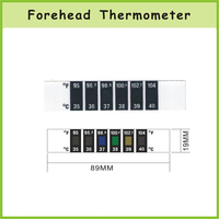 OEM Forehead Thermometer Strip Fever Scan /Adhesive Strip Thermometer