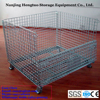 Hengtuo Industrial Stackable Storage Wire Cages with Heavy Duty
