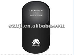 Original 3g pocket wireless router Huawei E585