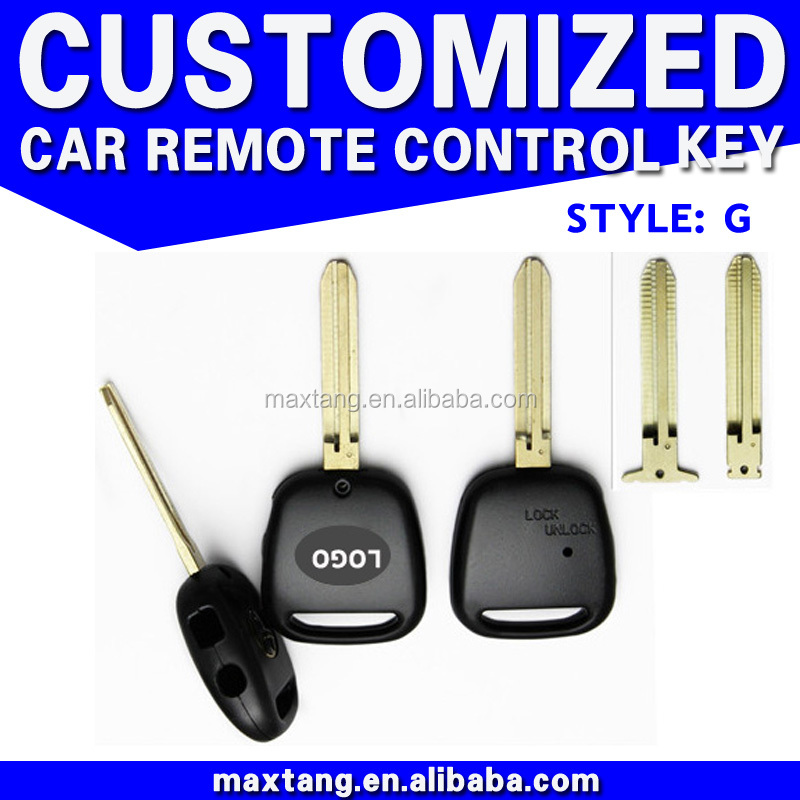 Auto Key Programmer For Toyota G Chip MTF-100831 Car Remote Key