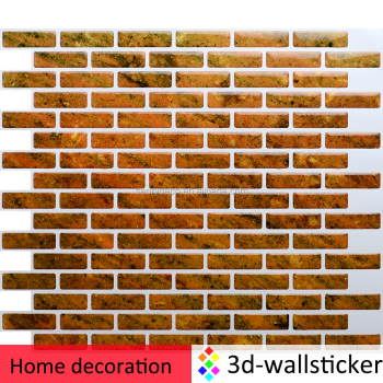 Self Adhesive Wall Art Tile Stickers Decal Marble Mosaic