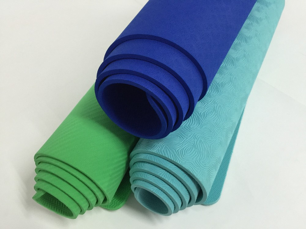 TPE yoga mat wholesale custom eco Friendly fitness mats closed cell .jpg