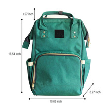 Diaper Backpack Large Capacity Baby Bag Multi-Function Travel Backpack Nappy Bags Nursing Bag Fashion Mummy