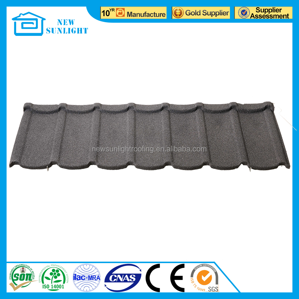 sheet price per sheet stone coated metal roof tile insulated aluminum roofing panels