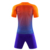 Good quality sublimation breathable  football jersey set sports uniform soccer