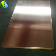 corrugated copper sheet with low price