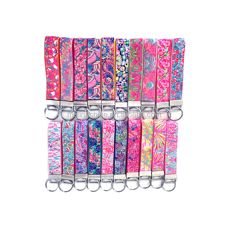 Wholesale Personalized Lilly Pulitzer Key Fob