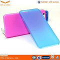slim mobile phone PP case purchase cheap phone case from China