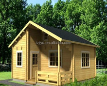 2018 new design prefab house wooden log cabins low cost in russian logs for living