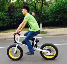 Foldable e bike small folding electric bicycle with 3 wheel
