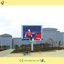 SMD outdoor full color P5,P6,P8,P10 led wall screen display outdoor
