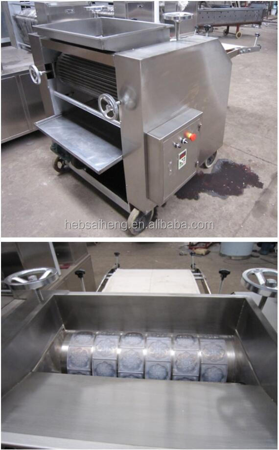 Food machine fully automatic biscuit production line
