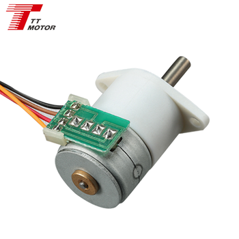 GM12-15BY 12mm 15BY stepping geared motor 5V for IP camera