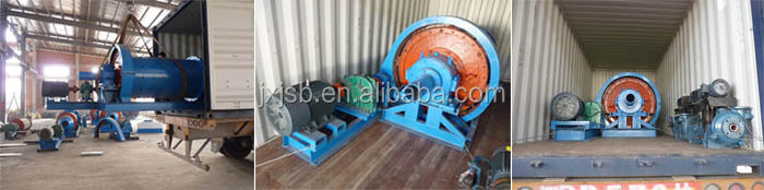 Powder Equipment Gold Grinding Machine, Vibrating Grinding Mill For Sale