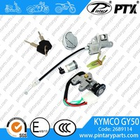 SMALL ORDER ACCEPTED JIANGMEN KYMCO GY50 SUIT LOCK