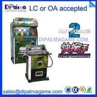 coin operated shooting game viedo game machine