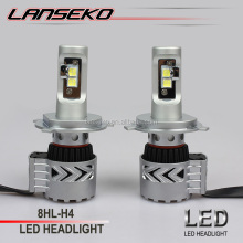 Two years warranty car accessories hot sale led 12v CREEs kit , high powerful g8 led leadlight 6000lm