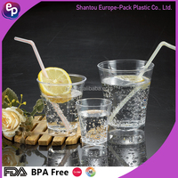 Best price top quality plastic 70ml disposable clear items cup