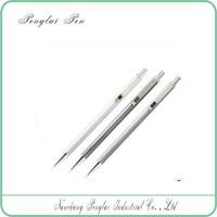 wholesale click metal pencil pen