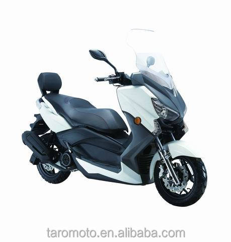 T-8 125/150cc air-cooled EEC scooter