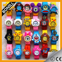 NEW Silicone KIDS GIRLS BOYS CARTOON WATCH 3D WRIST WATCH CHILDR WATCHES