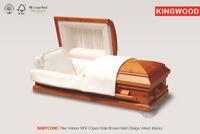 BABYCONE baby casket infant coffin wholesale wood casket balloon baby casket