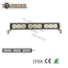 Super bright 7560LM 16 inch 90W led light bar for off road boat SUV