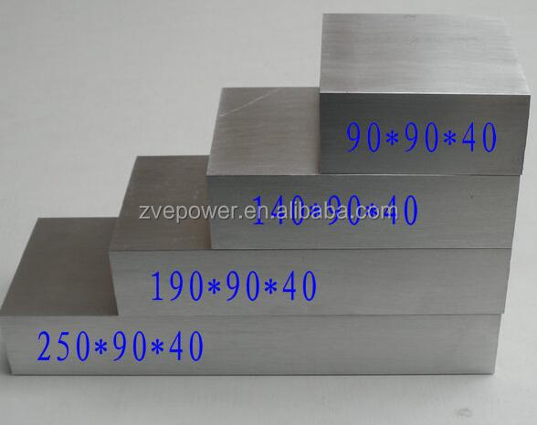 HIGH QUALITY X246 90 * 160 * 40mm Aluminum Heatsink radiators extruded profiles