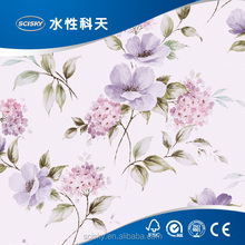 Grade Top Ecofriendly Wallpaper Romantic Style Elegant Home Decorating Wallpaper China Golden Wallpaper Supplier