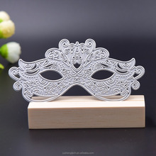 Party Mask Paper Cutting Etch Stencils Embossed Cutting Dies for Scrapbooking