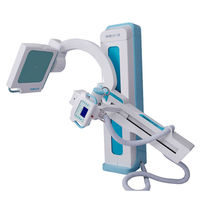Toshiba x-ray tube &detector 630mA Digital X Ray Machine/Digital Radiography X Ray machine with CE Certificate/DR