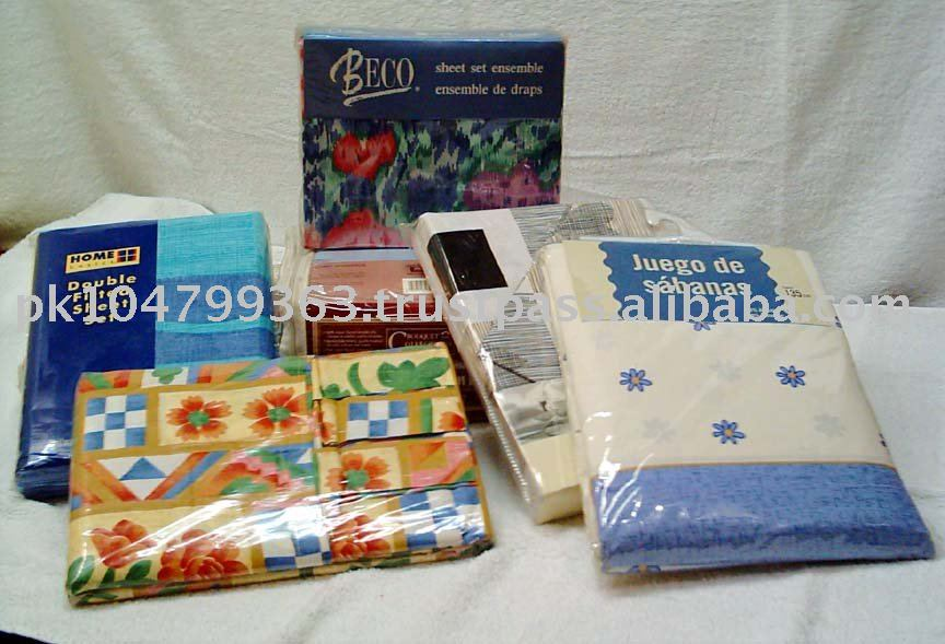 Cotton Fabric Printed Bed Sheets