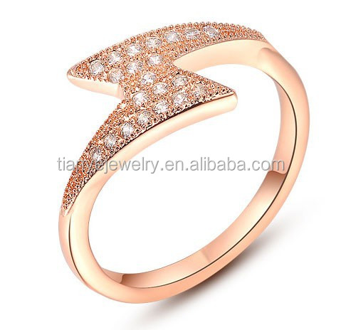 solid gold finger ring rings design for women with price