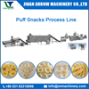 230kg/h Puffed Snack Maize Rice Corn Flour Cheese Balls Making Machine