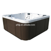 2016 New Fashion Luxury Multifunction Freestanding Large Outdoor Bathtub Price