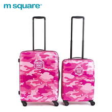 Lightweight Dustproof Case Hand Trolley Travel Luggage Bags