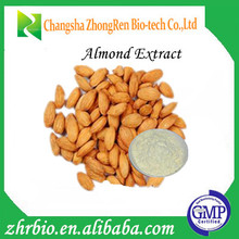 powdered extract 98% raw bitter almonds nuts for sale