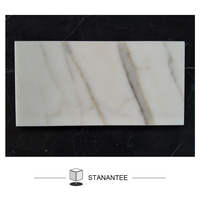 Italy Polished Calacata Betogli Engineered Marble In Ethiopia