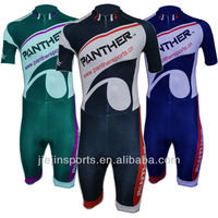 Gel Padded Lycra Skin Suits for Cycling Sports
