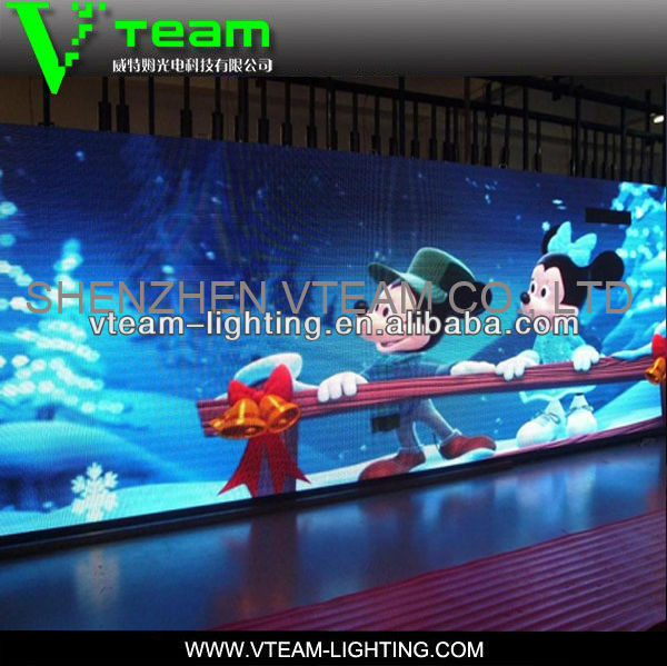 Outdoor led display screen mobile