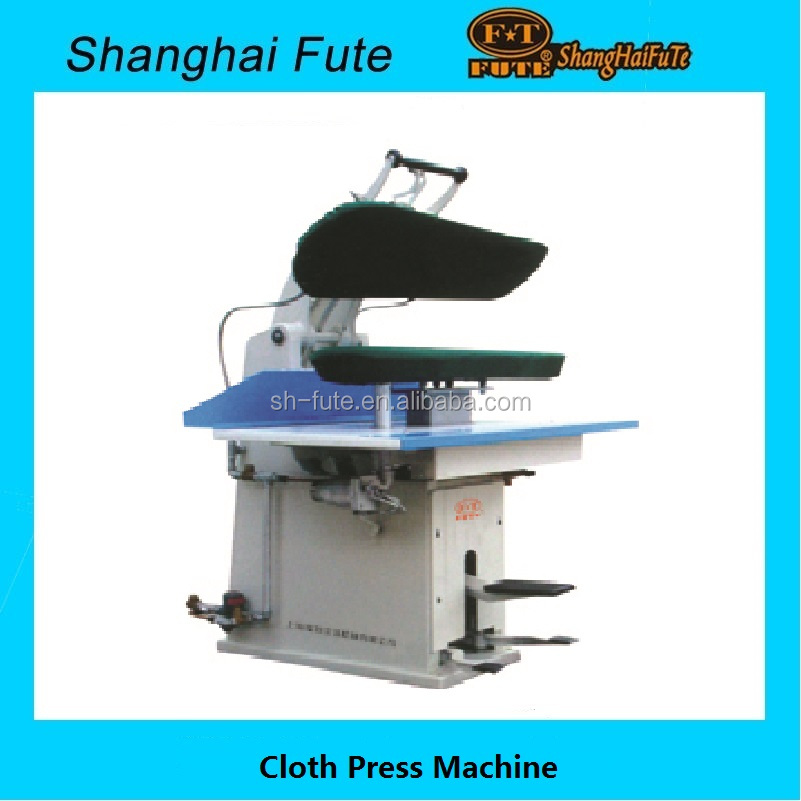 industrial used shirt universal laundry press machine