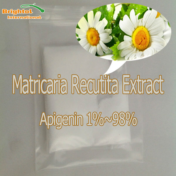 High Quality Chamomile Extract Powder 1.2% Apigenin