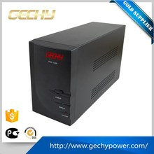 Portable home use offline uninterrupted power supply UPS 1000va 1200va 1500va with internal battery
