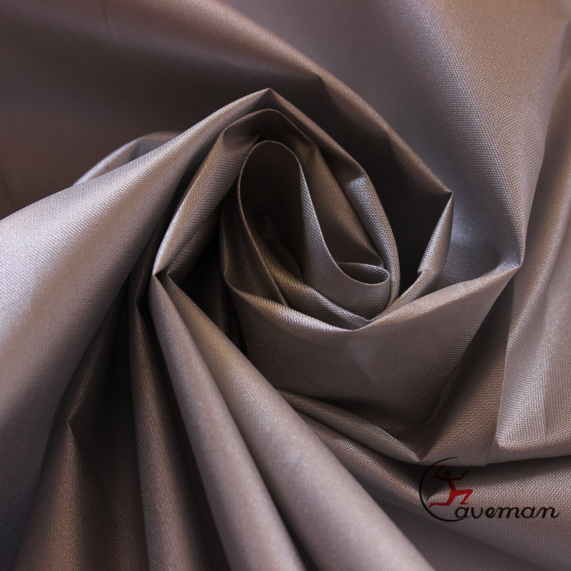 PA or PU Backing Silver Coating 190T Polyester Taffeta Fabric(Sample Free)